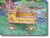 Available from Wagon Master Coaster, Sacramento this Famous Beary Brothers Soap Wagon