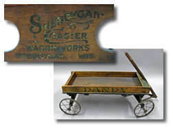 Dandy Wagon Coaster
