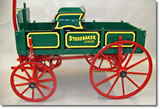 1900 Studebaker Jr. Farm Wagon, from Gordon Westover, Wagon Master Coaster, Sacramento